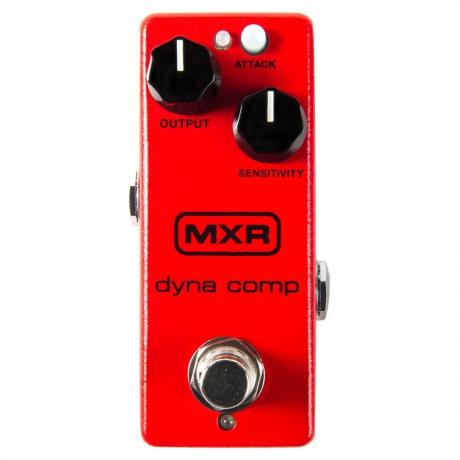 MXR M29 Dyna Comp Mini Compressor Pedalı<br>Fotoğraf: 1/1