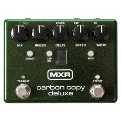 MXR M292 Carbon Copy Deluxe Pedalı