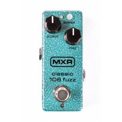 MXR M296 Classic 108 Mini Fuzz Pedalı