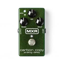 MXR M299G1 Carbon Copy Mini Analog Delay Pedalı