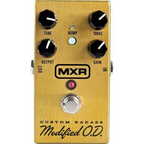 MXR M77 Custom Modified Badass Overdrive Pedalı<br>Fotoğraf: 1/2