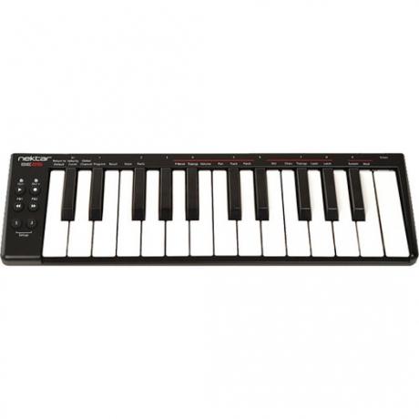 Nektar SE25 Mini USB MIDI Klavye<br>Fotoğraf: 1/4