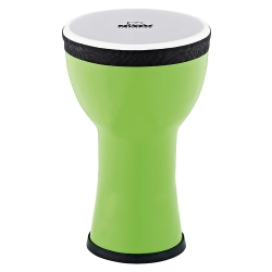 Nino Elements Mini 6 Inch Djembe (Green Apple)
