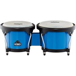 Nino NINO17B-BK 6.5 - 7.5 Inch Abs Bongo (Mavi)