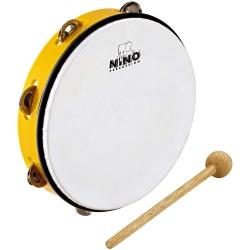 Nino NINO24Y Abs 10 Inch Tambourine