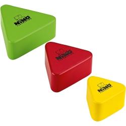 Nino NINO508 Wood Shaker Triangular