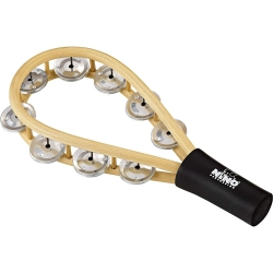 Nino NINO518 Racket Tambourine