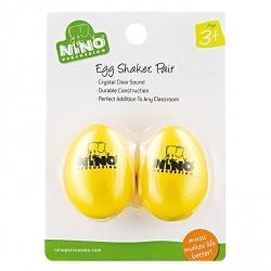 Nino NINO540Y-2 Çift Egg Shaker (Sarı)