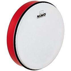 Nino NINO6R Abs 12 Inch Hand Drum (Kırmızı)