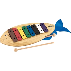 Nino NINO901 Glockenspiel (Jolly Fish)