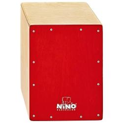 Nino NINO950R Cajon (Kırmızı)