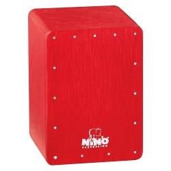 Nino NINO955R Mini Cajon Shaker (Kırmızı)