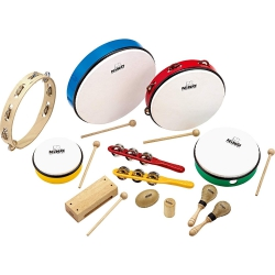 Nino NINOSET012 Percussion Set (12li Set)