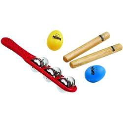 Nino NINOSET2 Kids Percussion Seti (5 Parça)