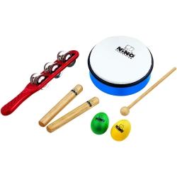 Nino NINOSET3 Kids Percussion (7li Set)