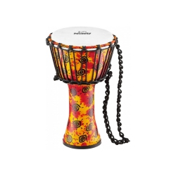 Nino PDJ1-S-G Synthetic 8 Inch Djembe (Sunshine)