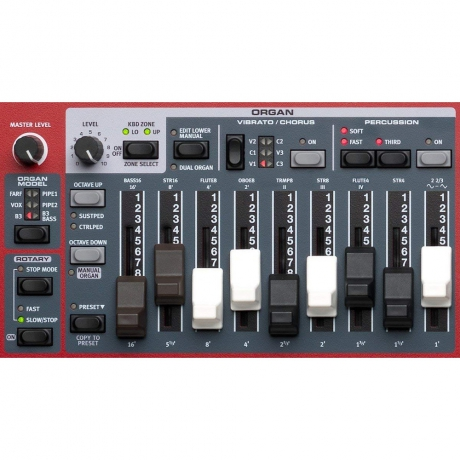 Nord Electro 6D 73 Synthesizer<br>Fotoğraf: 6/7