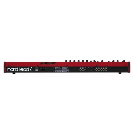 Nord Lead 4 Virtual Analog Synthesizer<br>Fotoğraf: 4/4