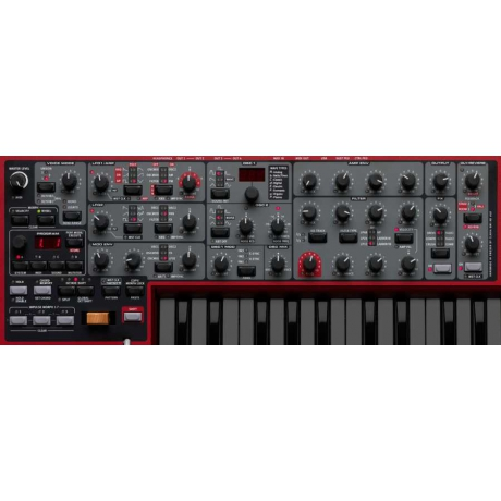 Nord Lead 4 Virtual Analog Synthesizer<br>Fotoğraf: 3/4