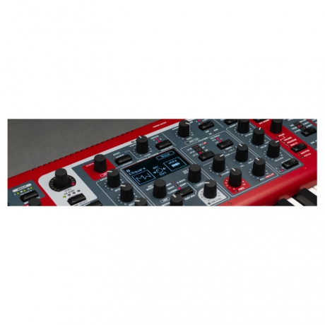 Nord STAGE 3 88 Stage Piano & Synthesizer<br>Fotoğraf: 3/6