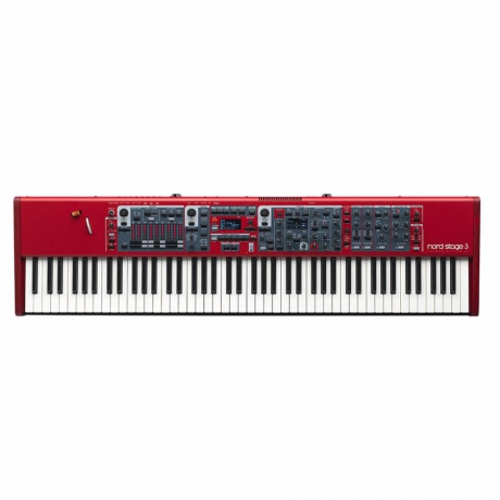 Nord STAGE 3 88 Stage Piano & Synthesizer<br>Fotoğraf: 1/6