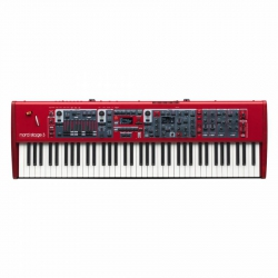 Nord Stage 3 HP76 Stage Piano & Synthesizer