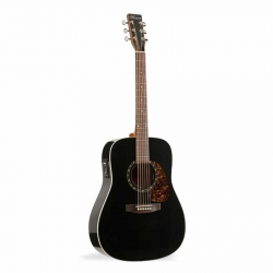 Norman Encore B20 HG Elektro Akustik Gitar (Black)