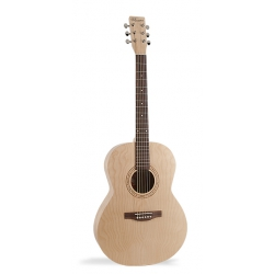 Norman Expedition Nat Solid Spruce SG Isyst Elektro Akustik Gitar
