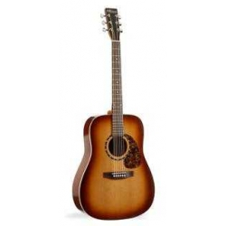 Norman Protege B18 CW Cedar Tobacco Burst Presys Elektro Akustik Gitar