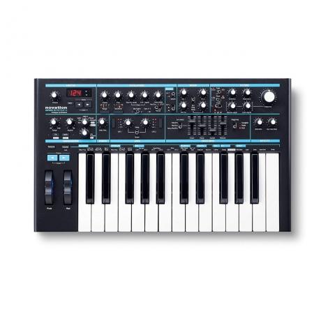Novation Bass Station II Analog Synthesizer<br>Fotoğraf: 1/4