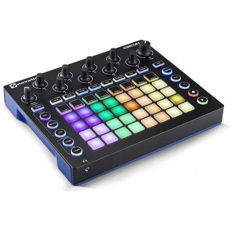 Novation Circuit Groovebox Synthesizer<br>Fotoğraf: 2/3