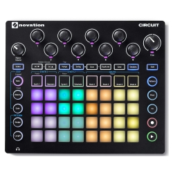 Novation Circuit Groovebox Synthesizer