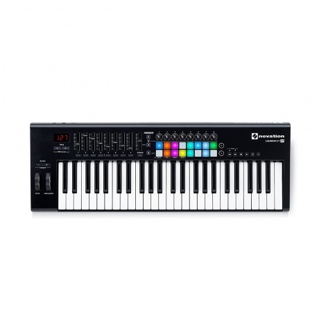Novation Launchkey 49 MK2 Midi Klavye<br>Fotoğraf: 1/4