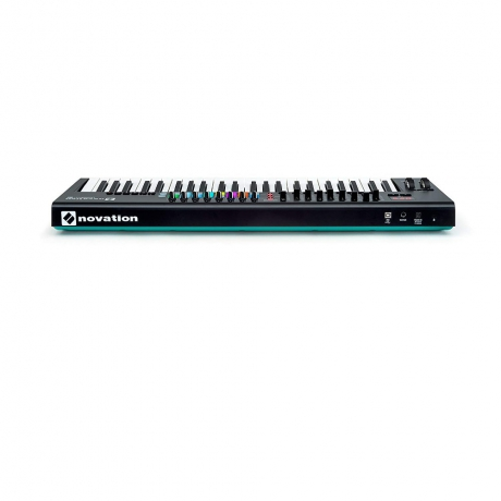 Novation Launchkey 49 MK2 Midi Klavye<br>Fotoğraf: 3/4