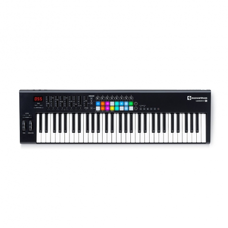 Novation Launchkey 61 MK2 Midi Klavye<br>Fotoğraf: 1/4
