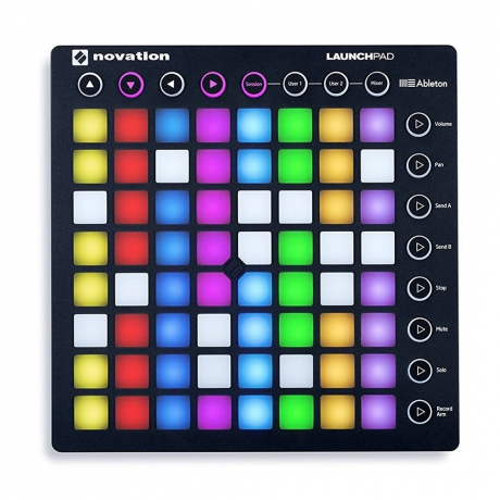 Novation Launchpad MK2<br>Fotoğraf: 1/5