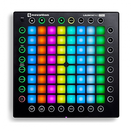 Novation Launchpad Pro<br>Fotoğraf: 1/4
