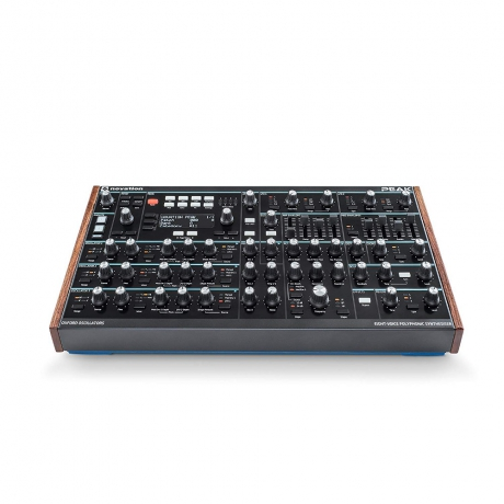 Novation Peak Polifonik Desktop Synthesizer<br>Fotoğraf: 1/5