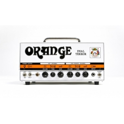 Orange Dual Terror 30W Lambalı Elektro Gitar Kafa Amfi