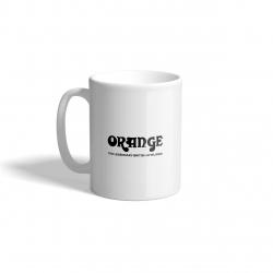 Orange Logolu Mug