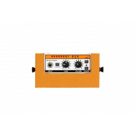 Orange Micro Crush Pix 3W Kombo Elektro Gitar Amfisi<br>Fotoğraf: 4/4