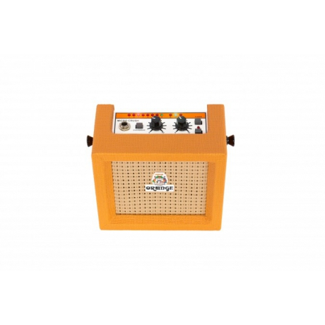 Orange Micro Crush Pix 3W Kombo Elektro Gitar Amfisi<br>Fotoğraf: 2/4