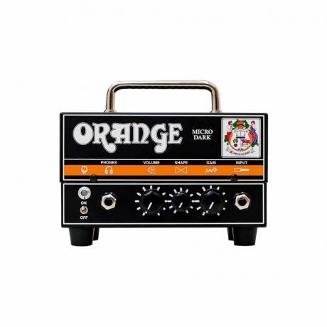 Orange Micro Dark Elektro Gitar Kafa Amfi<br>Fotoğraf: 1/4