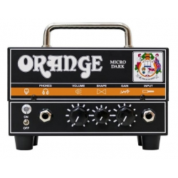Orange Micro Dark Kafa Elektro Gitar Amfi