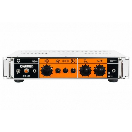 Orange OB1-500 Kafa Bass Amfisi<br>Fotoğraf: 1/4