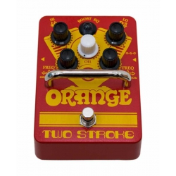Orange Two Stroke Boost EQ Pedalı