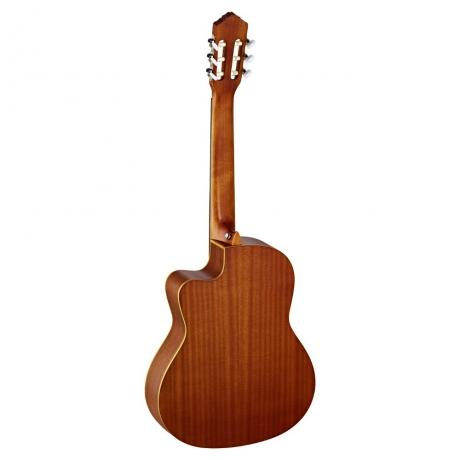 Ortega RCE131 Elektro Klasik Gitar (Natural)<br>Fotoğraf: 2/2