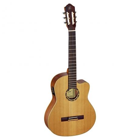Ortega RCE131 Elektro Klasik Gitar (Natural)<br>Fotoğraf: 1/2