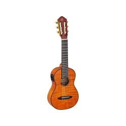 Ortega RGLE18FMH Guitarlele (Natural)