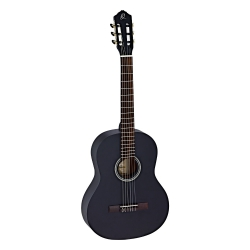 Ortega RST5MBK Klasik Gitar (Mat Siyah)